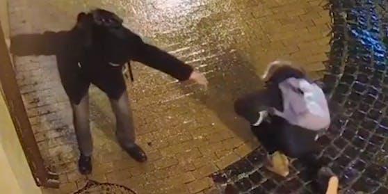 Blitzeis sorgte für Chaos auf den Straßen von Kiew.