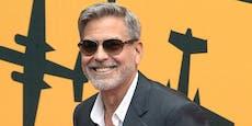 """Clooney spitzt auf dritten """"Sexiest Man Alive""""-Titel"""