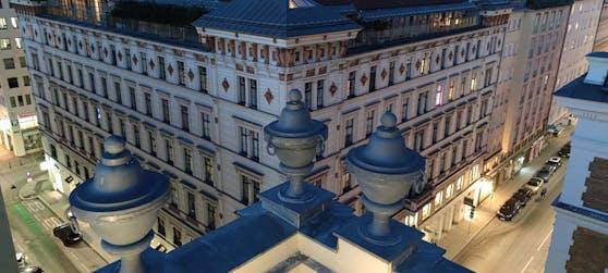 Wien bei Nacht: Selbst in der Dunkelheit gelingen atemberaubende Aufnahmen.