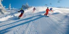 Tagesskikarten für das Skigebiet Stuhleck zu gewinnen