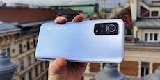 Xiaomi Mi 10T Pro im Test: Smartphone-Überflieger