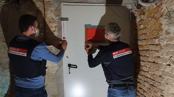 Sowohl der Mieter wie auch der Betreiber des Kellerlokals müssen ermittelt werden.