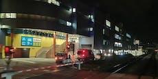 Herrenloser Koffer löst Bombenalarm in Kremser EKZ aus