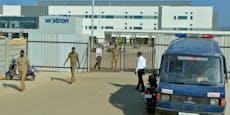 Arbeiter verwüsten iPhone-Fabrik – 49 Mio. Euro Schaden