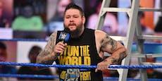 """WWE-Star Kevin Owens: """"Springe fix von der Leiter!"""""""