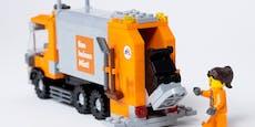 Kein Dreck: 48er zum Nachspielen als Lego-Set