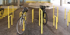 Alles bereit für die Nachwuchs-Radfahrer