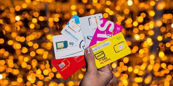 tarife.at hat die Weihnachtsangebote der Mobilfunkanbieter analysiert.