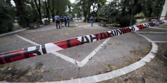 Nahe Florenz wurden drei Koffer mit den sterblichen Überresten zweier Menschen gefunden (Symbolfoto)