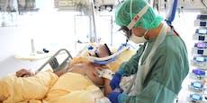 Mann stirbt nach zweiter Corona-Infektion