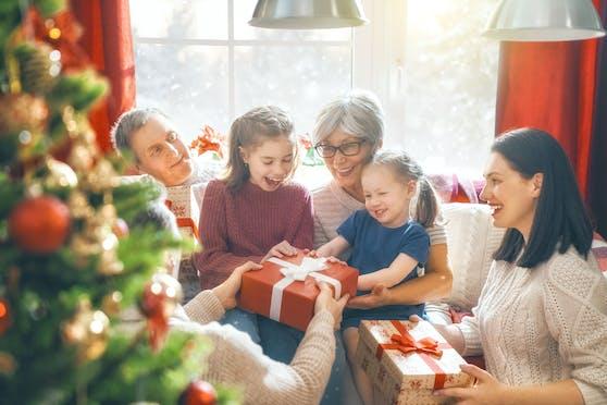 Das Weihnachtsfest sollte heuer nur im kleinsten Familienkreis stattfinden (Symbolbild).