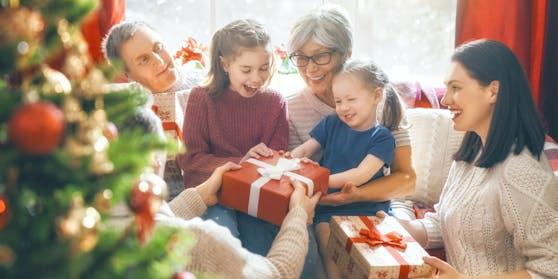 Für einen Großteil ist an Weihnachten vor allem die Familie wichtig. (Symbolbild)