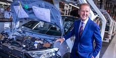 Volkswagen zeigt sich selbst für Steuervergehen an
