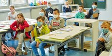 Maskenpflicht in Klasse bis zum Semesterende