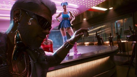 """""""Cyberpunk 2077"""" hat mit Problemen zu kämpfen, EntwicklerCD Projekt Red auch."""