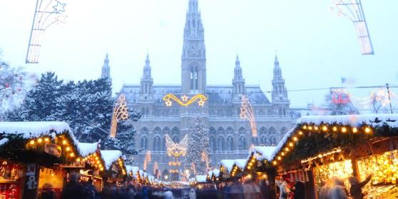 Fällt in Österreich zu Weihnachten heuer Schnee?