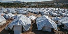 Stadt Wien unterstützt Moria-Flüchtlinge mit 300.000 €