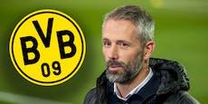 Rose neuer BVB-Coach: Fünf Millionen Euro reichen nicht