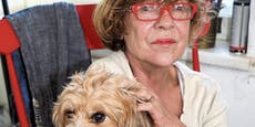 Pensionistin zahlt 600 € Strafe für Hund ohne Leine