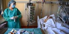 2.664 Neuinfektionen und 116 Tote in 24 Stunden