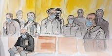 """""""Charlie Hebdo""""-Anschlag:Hohe Haftstrafen für Helfer"""