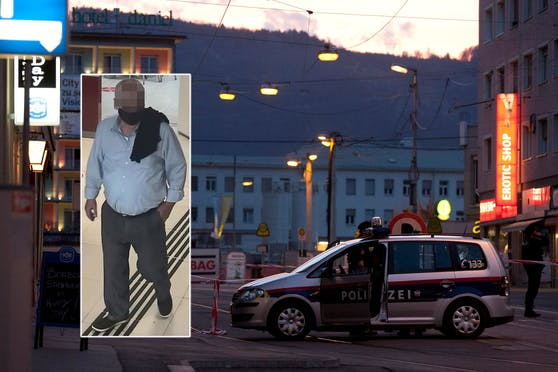 Fahndungsfoto des 66-Jährigen, Polizei (Symbolbild)