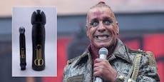 Lindemann stellt neue Dildos ins Webshop-Regal