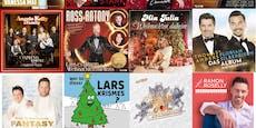 Die besten (und schlimmsten) Schlager-Weihnachtslieder