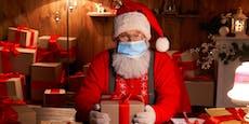 WHO beruhigt Kinder: Santa Claus ist gegen Corona immun