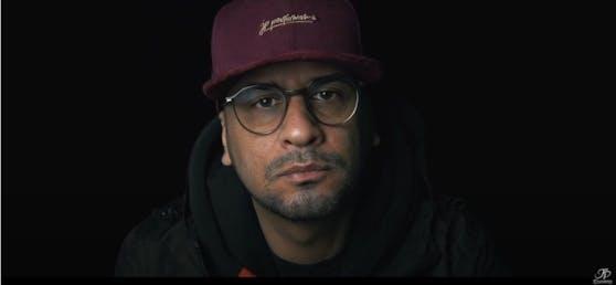 Jean Pierre Kraemer (40) in seinem neuem Video.