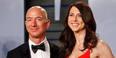 Jeff Bezos' Ex spendet eine Milliarde Dollar pro Monat