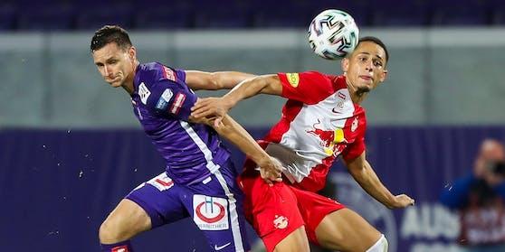 Der Cup-Schlager im Viertelfinale: Salzburg gegen die Austria.