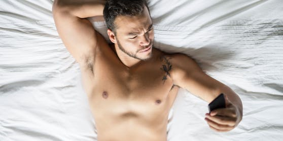 Sexy Selfies sollten nicht in falsche Hände geraten.
