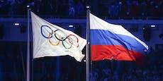 Gesperrt! Noch zwei Jahre Olympia-Aus für Russland