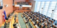 Landtagssitzung im Zeichen der Pflege und Gesundheit