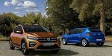Der Dacia Sandero bleibt der günstigste Neuwagen