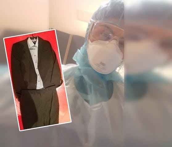 Sanja R. verlor ihren Vater (66): Er starb an den Folgen des Coronavirus.