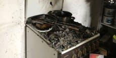 Küchenbrand löste Feuerwehreinsatz im Bezirk Weiz aus