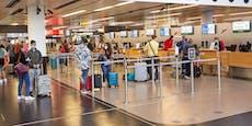 Reisewarnungen für fast alle Länder verhängt