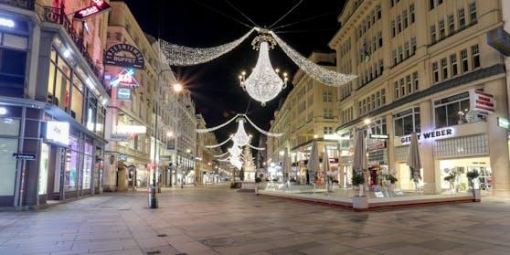 Ab 26. Dezember soll Österreich wieder heruntergefahren werden.