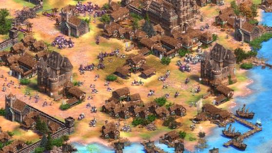 Die Erweiterung bringt Spielern zwei neue Zivilisationen.