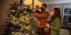 Jede dritte Familie will Weihnachts-Regeln missachten