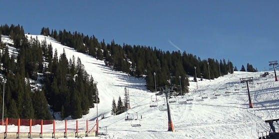 Das Skigebiet Hochkar ist am Mittwoch und Donnerstag gesperrt.