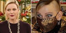 Monacos Fürstin überrascht mit dieser Punk-Frisur alle