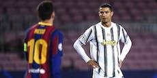 Ex-Boss packt aus: Barca lehnte Ronaldo-Deal ab