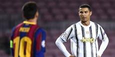 Weltfußballer-Wahl: Messi hat Ronaldo völlig ignoriert