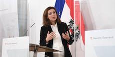 Ministerin Alma Zadić spricht emotional über ihr Baby