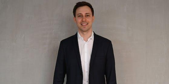 ÖVP-Nationalratsabgeordneter Nico Marchetti