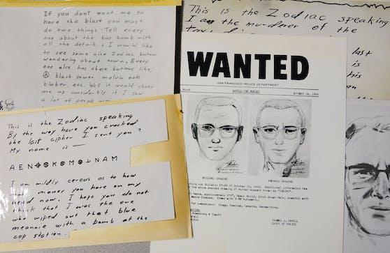 """Die Identität des """"Zodiac Killers"""" und seine meisten Botschaften sind bis heute ein Rätsel."""