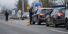10.000 Personen Einreise nach Österreich verweigert